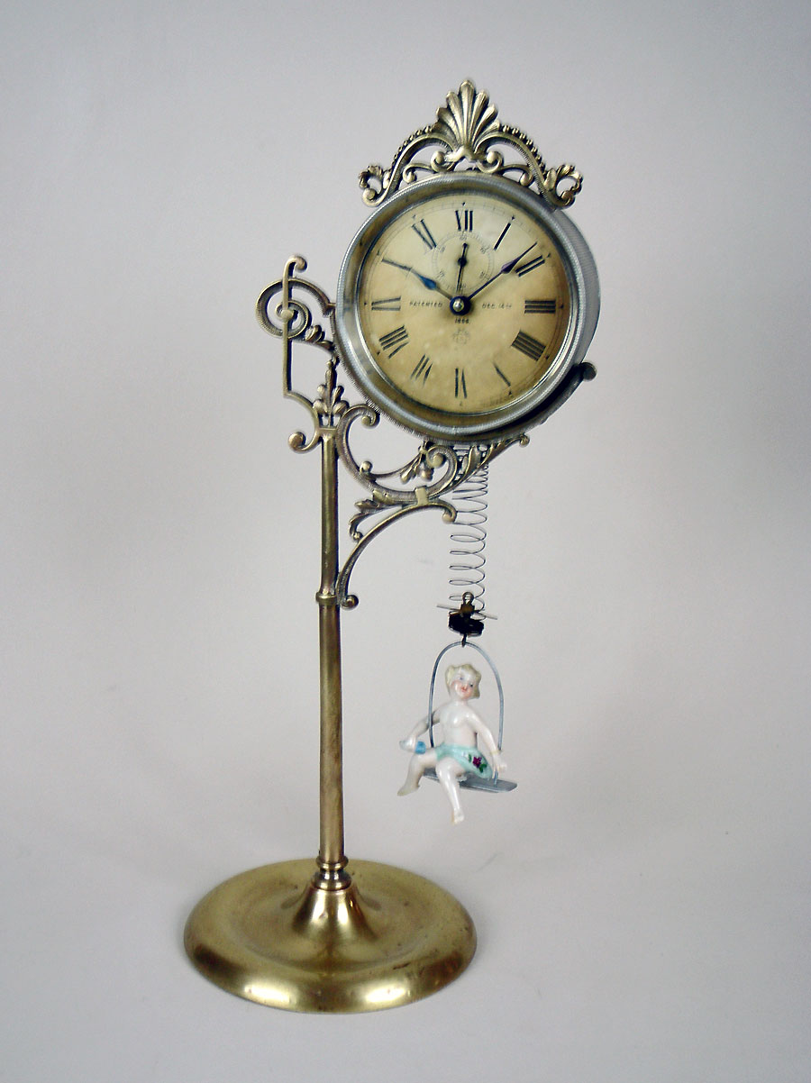 Rare Novelty Clock By Ansonia For Sale In Perth Wa