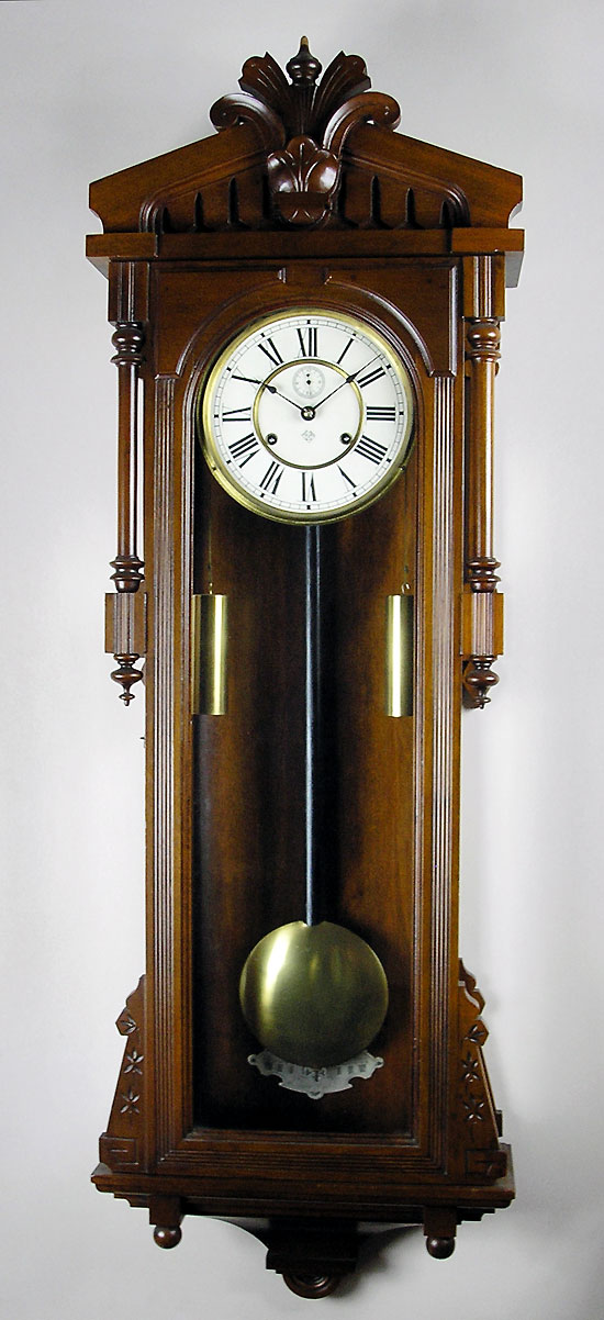 Ansonia American Regulator Wall Clock For Sale Perth Wa