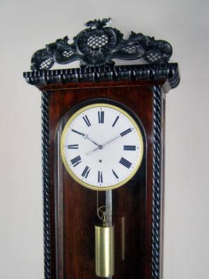 Biedermeier Regulator Wall Clock To Buy In Perth Wa