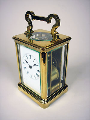 brunelot carriage clock