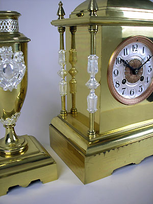 garniture clock sales in perth