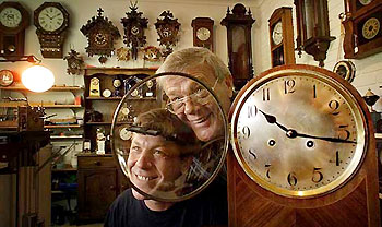 Antique Clock Technicians And Timepiece Experts In Perth Wa