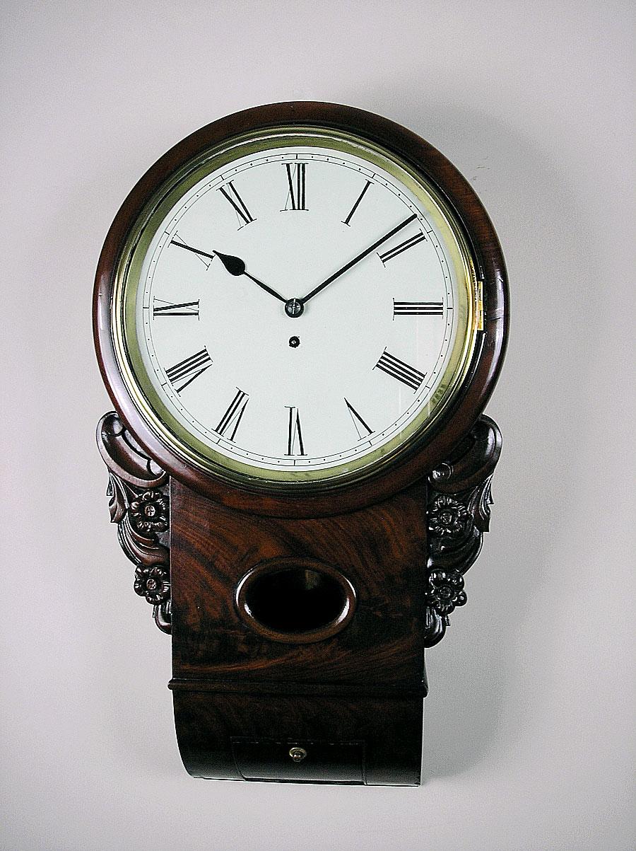 drop dial fusee wall clock to buy in perth australia