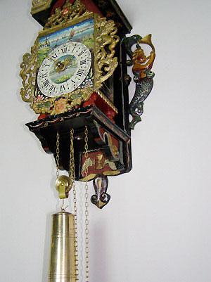 Dutch zaanse wall clock for sale in perth western australia for Western wall clocks for sale
