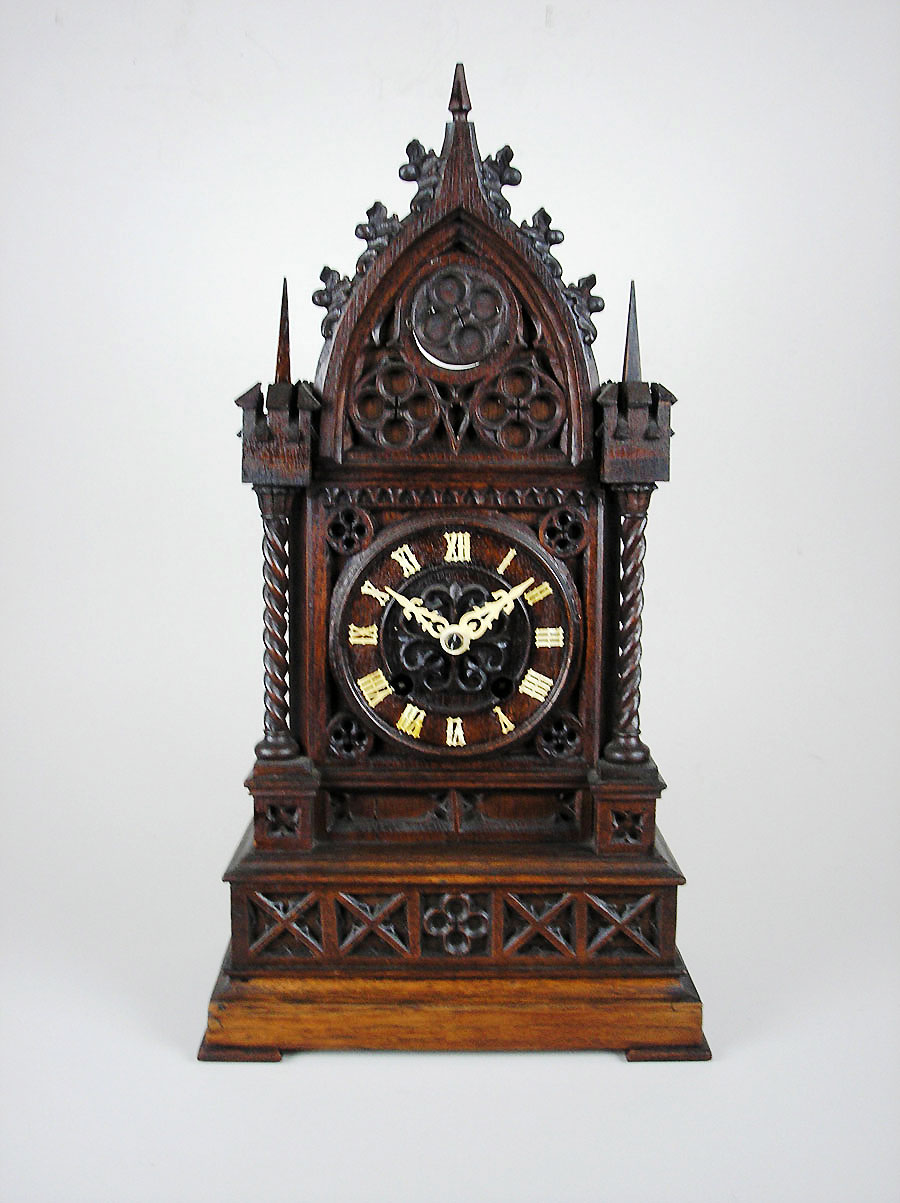 German cuckoo bracket clock for sale in Perth, Australia