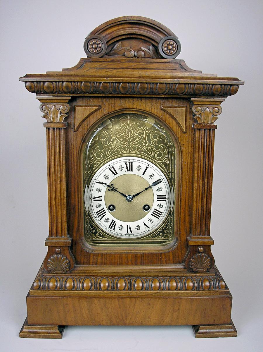 antique german junghans clock for sale in western australia