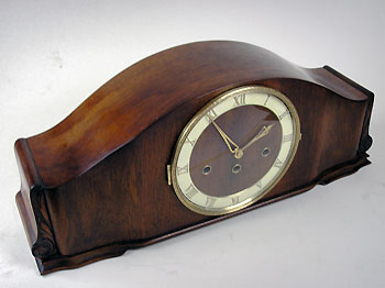mahogany clock sales in perth