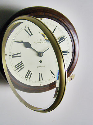 buy chauncy jerome dial clock