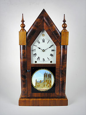 chauncy jerome mantel clock