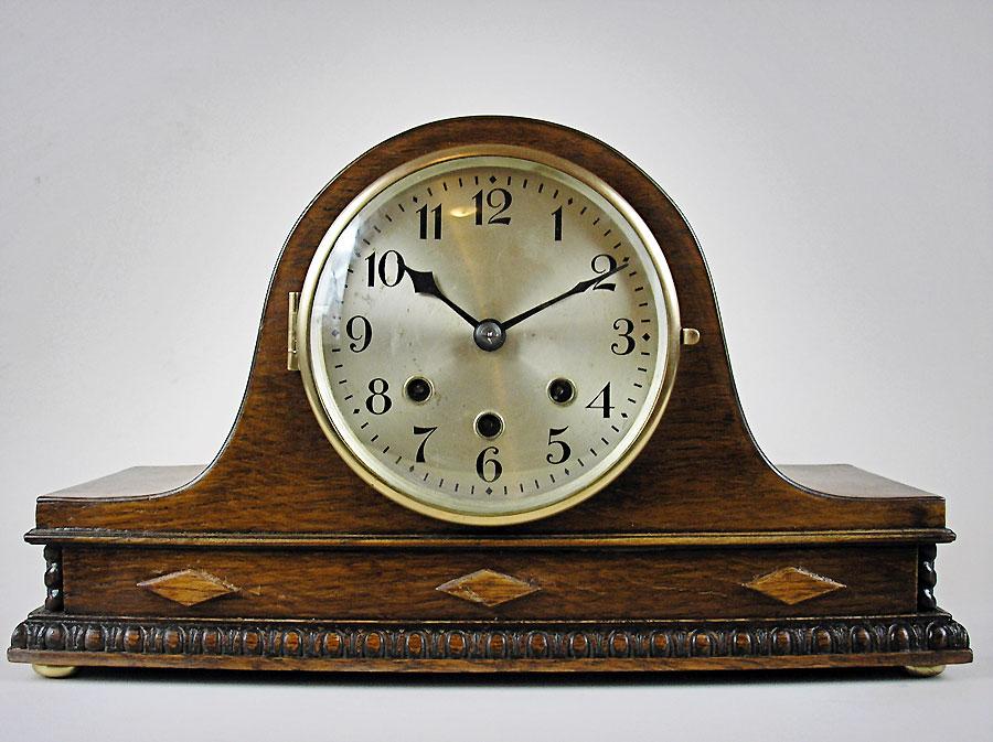 antique westminster mantel clock