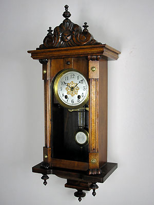 buy small lenzkirch antique clock
