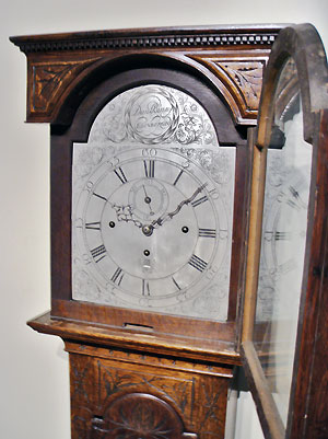 longcase clocks in perth