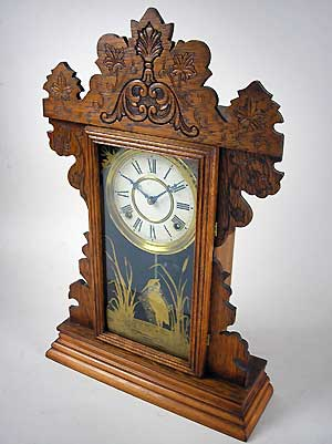 buy american mantel clock