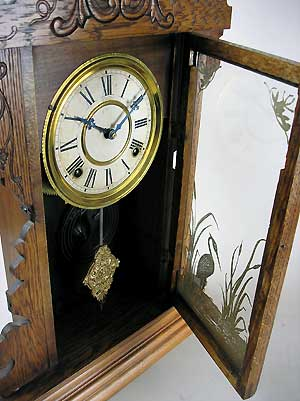 American Mantel Clock By E N Welsh To Buy In Perth Wa