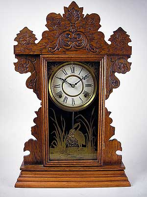 welsh mantel clock