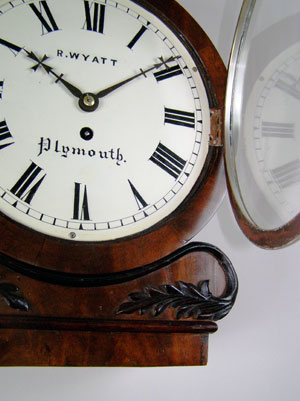 antique wall clocks in perth