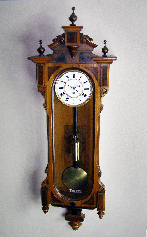 Austrian Regulator Antique Wall Clock For Sale In Perth Wa