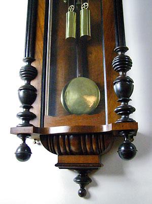 Vienna Regulator Antique Wall Clock To Buy In Perth Wa